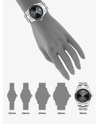 Movado - Metallic Sportivo Stainless Steel Museum Dial Watch - Lyst