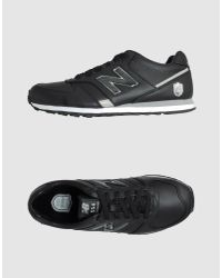 New Balance | Black New Balance - Sneakers for Men | Lyst