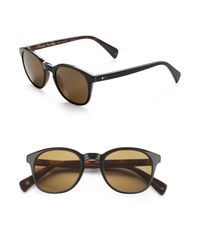 Paul Smith | Chaucer Vintage Sunglasses/brown for Men | Lyst