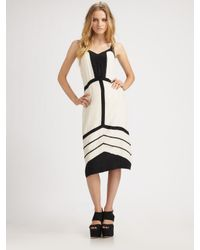 Rag & Bone | White Silk Ceremony Dress | Lyst