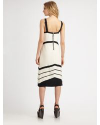 Rag & Bone - White Silk Ceremony Dress - Lyst