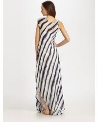Sam & Lavi | Blue Ceca Maxi Dress | Lyst
