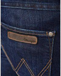 Wrangler | Blue Stokes Skinny Jeans | Lyst