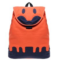Peter Jensen | Orange Rabbit Backpack | Lyst