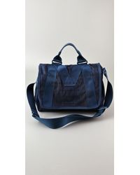 Marc By Marc Jacobs | Blue M Standard Supply Small Messenger Bag | Lyst