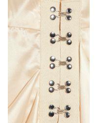 Thakoon Addition - Pink Sandwashed Silk Crepe De Chine Dress - Lyst