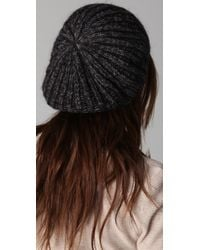 Marc By Marc Jacobs | Black Isadore Sweater Hat | Lyst
