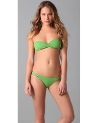 Melissa Odabash | Green Martinique Bikini | Lyst