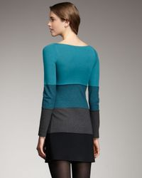 Bailey 44 | Blue Dune Colorblock Dress | Lyst