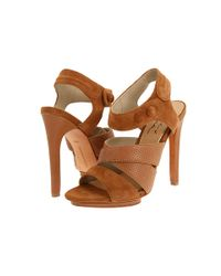 Badgley Mischka | Brown Natalia | Lyst