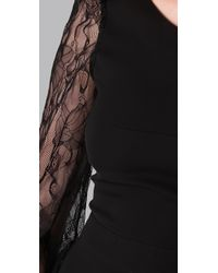 Rachel Zoe | Black Andrews Dress | Lyst