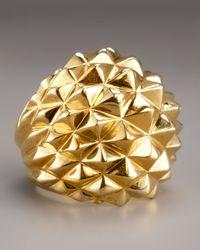 Stephen Webster - Metallic Gold Superstud Muse Ring - Lyst