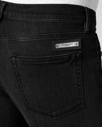 Burberry Brit - Slim Black Jeans for Men - Lyst