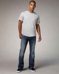 DIESEL - Blue Zatiny Boot-cut Jeans for Men - Lyst