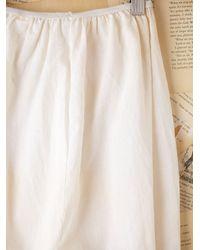 Free People - White Vintage Bloomers - Lyst