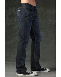 Hudson Jeans - Blue Byron Five Pocket Straight for Men - Lyst