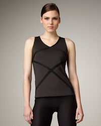 Spanx | Black Cinch-it Racerback Top | Lyst