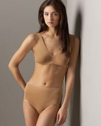 Hanro - Natural Smooth Touch Full Brief - Lyst