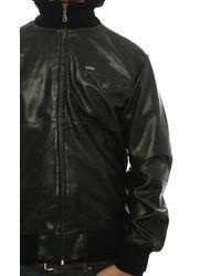 Obey | Black Rapture Jacket for Men | Lyst