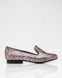 Miista | Multicolor Glitter Slipper | Lyst