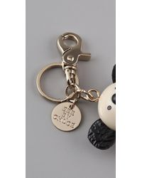 See By Chloé - Natural Gday Mate Keychain - Lyst