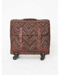 Free People | Purple Sixties Roller Bag | Lyst