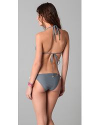 Brette Sandler Swimwear | Gray Mia Bikini | Lyst