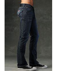 Hudson Jeans | Blue Clifton Flap Pocket Bootcut for Men | Lyst