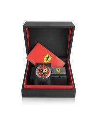 Ferrari - Blue Red Jumbo Corsa 150th Anniversary Watch for Men - Lyst