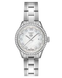 Tag Heuer | Metallic Carrera Diamond Dial Watch | Lyst