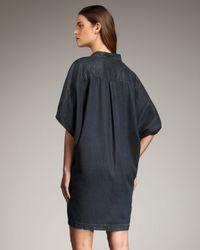 Marc By Marc Jacobs - Blue Cecil Denim Shirtdress - Lyst