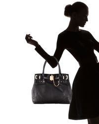 Rachel Zoe   Charlotte Shoulder Bag, Black   Lyst