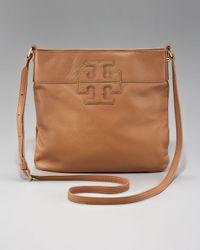 Tory Burch | Brown Amanda Crossbody Bag | Lyst