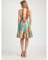 Lavia18 | Brown Cotton dress | Lyst