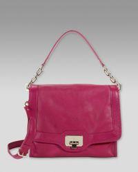 Cole Haan | Black Vintage Valise Jenna Bag | Lyst
