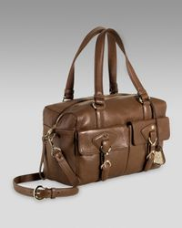 Cole Haan | Brown Addison Satchel | Lyst