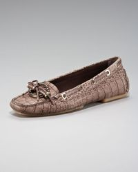 Dior - Multicolor Hardware Driving Loafer - Lyst