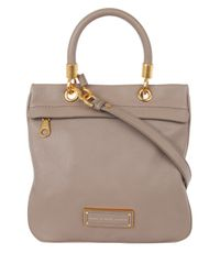 Marc By Marc Jacobs - Brown Beige Too Hot To Handle Cross Body Bag - Lyst