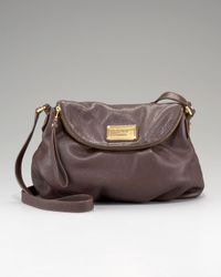 Marc By Marc Jacobs | Brown Classic Q Natasha Crossbody Bag | Lyst