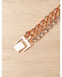 Mawi - Pink Womens Stud Necklace - Lyst