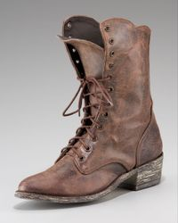Old Gringo | Brown Lace-up Boot | Lyst