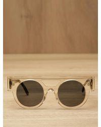 Illesteva - Brown Meyer Sunglasses - Lyst