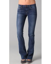 Joe's Jeans | Blue The Icon Lilly Boot-cut Jeans | Lyst