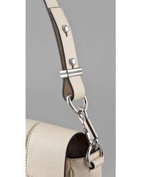 Marc By Marc Jacobs | White I Work For Tips Shoulder Bag | Lyst