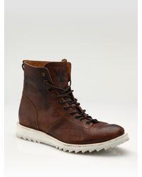 McQ - Black Monkey Hi Boot for Men - Lyst