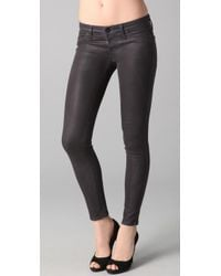 Rich & Skinny | Gray Legacy Skinny Jeans | Lyst