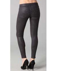 Rich & Skinny - Gray Legacy Skinny Jeans - Lyst