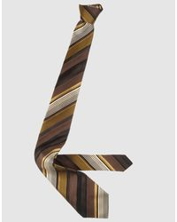 Giorgio Armani | Brown Ties for Men | Lyst