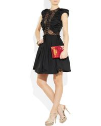 Olympia Le-Tan - The Catcher in The Rye Embroidered Clutch - Lyst