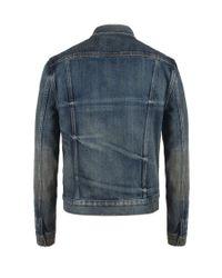 AllSaints | Blue Gowd Jacket for Men | Lyst
